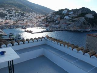 Theodora's amazing view house - Hydra Town vacation rentals