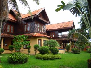 Lao- French Style Villa - Vientiane Province vacation rentals