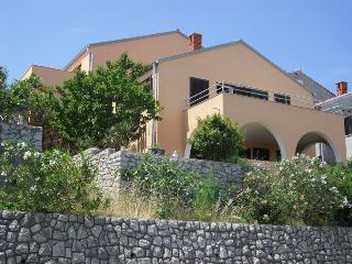 Sea View Apartment with Terrace on Lošinj Island - Mali Losinj vacation rentals