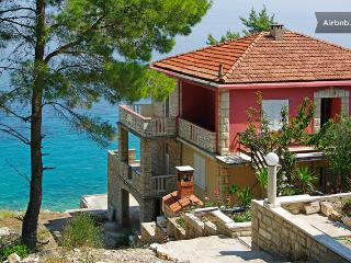 Seafront vacation home - Blato vacation rentals