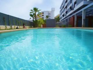 Luxury flat in Marina Botafoch with air con,pool - Ibiza Town vacation rentals