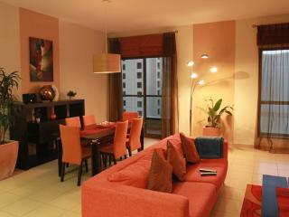 2- BR apartment in JBR - Emirate of Dubai vacation rentals
