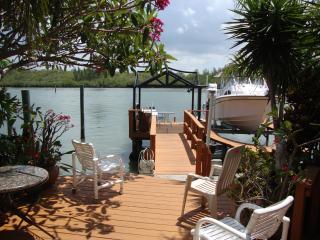 INTRACOASTAL GETAWAY HOME - Florida North Central Gulf Coast vacation rentals