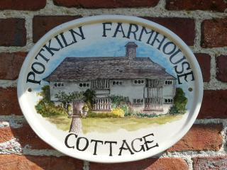 Potkiln Farmhouse Cottage - Tenterden vacation rentals