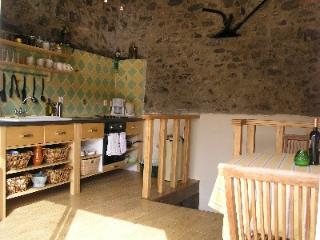 Old stone cottage with roof terrace and views. - Pyrenees-Orientales vacation rentals