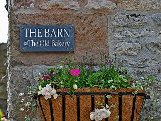'The Barn' @ The Old Bakery, Youlgrave - Bakewell vacation rentals