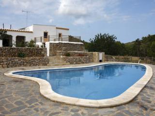 Ibiza nice countryhouse with swimming pool and bbq - Sant Vicent de sa Cala vacation rentals