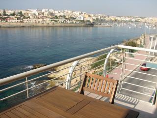 Sea Front Apartment Marsaskala - Marsascala vacation rentals
