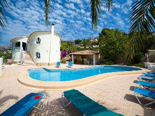 Nice villa seaview, pool, jacuzzi, pooltable - Calpe vacation rentals