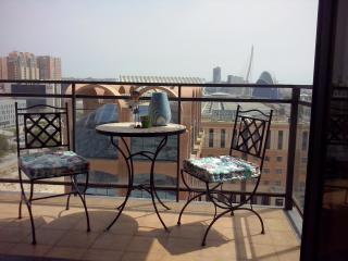 ART´S CITY WIFI PARKING & POOL - Valencia vacation rentals