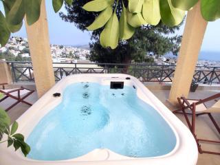 A Unique Villa in Athens with Sea View & Jacuzzi - Attica vacation rentals