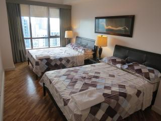 Rockwell, Joya 39th Floor 1 bed with 2 Double Beds - Makati vacation rentals