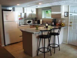 Bright, Comfortable, Perfectly Located, and Quiet Suite in the Heart of Victoria - Victoria vacation rentals