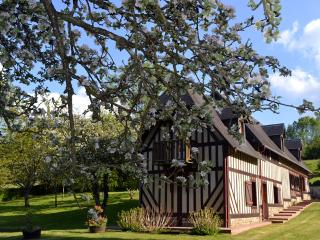 LOVELY COTTAGE FOR 6 PERS. IN NORMANDY PAYS D'AUGE - Les Champeaux vacation rentals