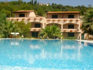 Delightful holiday apartments in Marina di Campo with private terraces and shared pool - Marina Di Campo vacation rentals