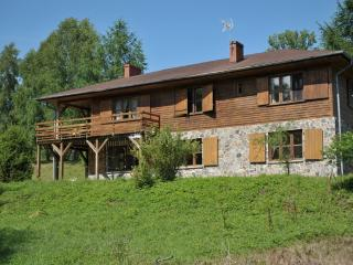 House by Stream - Pomerania Province vacation rentals