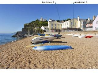 No 8 - Beach location, Large balcony, Southhams - Torcross vacation rentals
