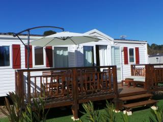 mobilhome camping 4 etoiles - frejus vacation rentals