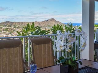 OVK-FOR NATURE LOVERS, BIG VIEWS OF DIAMONDHEAD! - Honolulu vacation rentals