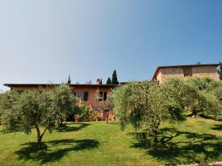 Amazing 6 bedroom Tuscan villa in Chianti Classico with outdoor swimming pool, terrace and private garden - Castelnuovo Berardenga vacation rentals