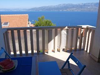 Luxurious Apartment w/Terrace - Postira vacation rentals