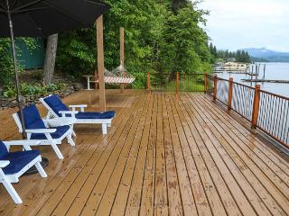 Lakeside Loft | Luxury on the water! - Post Falls vacation rentals