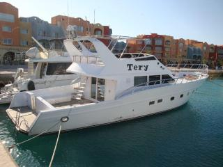 TERY CHARTER BOAT / FISHING - DIVING - SNORKELIN - Hurghada vacation rentals