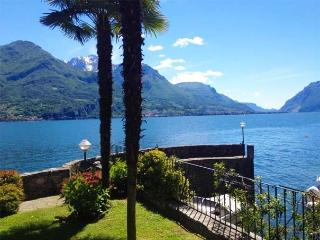 A terrace on the lake! - Oliveto Lario vacation rentals