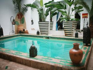Central Located Riad El Warda - Fam El Hisn vacation rentals