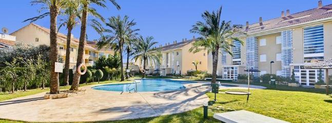 Apartment Golden Garden B11 RR - Sleeps 6 - Image 1 - Javea - rentals