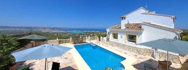 Villa Marloes - Sleeps 4 - Javea vacation rentals