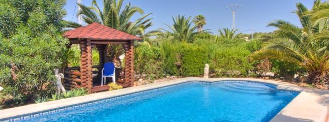 Villa Col Verde - Sleeps 6 - Image 1 - Javea - rentals