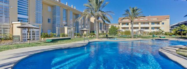 Apartment Golden Beach 2 B5 SP - Sleeps 6 - Image 1 - Javea - rentals