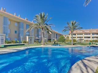 Apartment Golden Beach 2 B7 IC - Sleeps 6 - Javea vacation rentals
