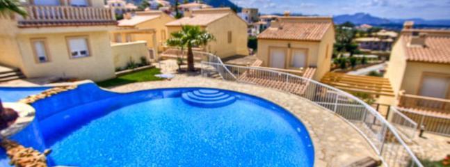 Cascada Azule - Sleeps 4 - Javea vacation rentals