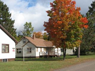 Cedar House in Alberta, MI - Family/Pet Friendly - Baraga vacation rentals