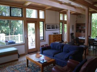 FoxGlove Retreat - Modern Home in the Forest - Point Reyes Station vacation rentals