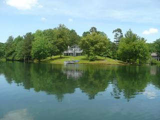 Lakefront Mountain Cabin  Near Atlanta  Getaway! - Brasstown vacation rentals