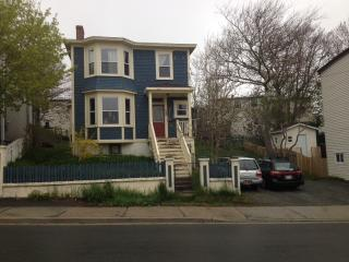 A large 2 bedroom House in Downtown St. John's. - Newfoundland and Labrador vacation rentals