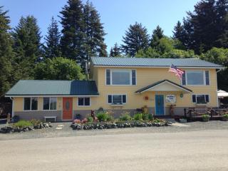 Harbor's Edge Vacation Rental-House - Seldovia vacation rentals