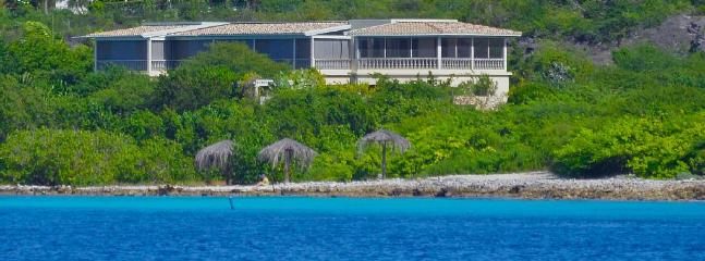Home from the ocean - Ocean Front Villa on a Private Beach on Bonaire - Sabadeco - rentals