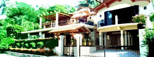 Water Front Villa Casa las Amapas - Image 1 - Puerto Vallarta - rentals