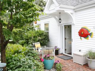 Romantic Hideaway, Steps from the Sea - Marblehead vacation rentals