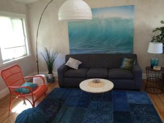 Charming Seacliff Beach Bungalow ~ Walk to Beach! - Felton vacation rentals