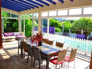Villa Nonza, 5 bedrooms, pool, spa, orient B beach - Orient Bay vacation rentals