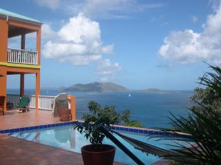 Stunning Villa Most Desireable Location on Tortola - Saugerties vacation rentals