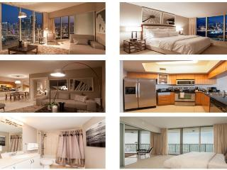 Spacious luxurious 2 bedroom  minutes from beach - Sunny Isles Beach vacation rentals