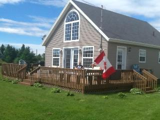 Chelton Sleep and Beach Cottage - Prince Edward Island vacation rentals