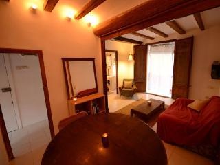 Gothic Quarter 1 Bedroom Apartment - Quiet & Sunny - Barcelona vacation rentals