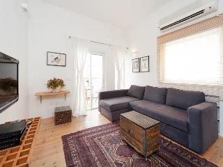 Gordon - Peaceful 1 Bedroom Apartment - Tel Aviv vacation rentals